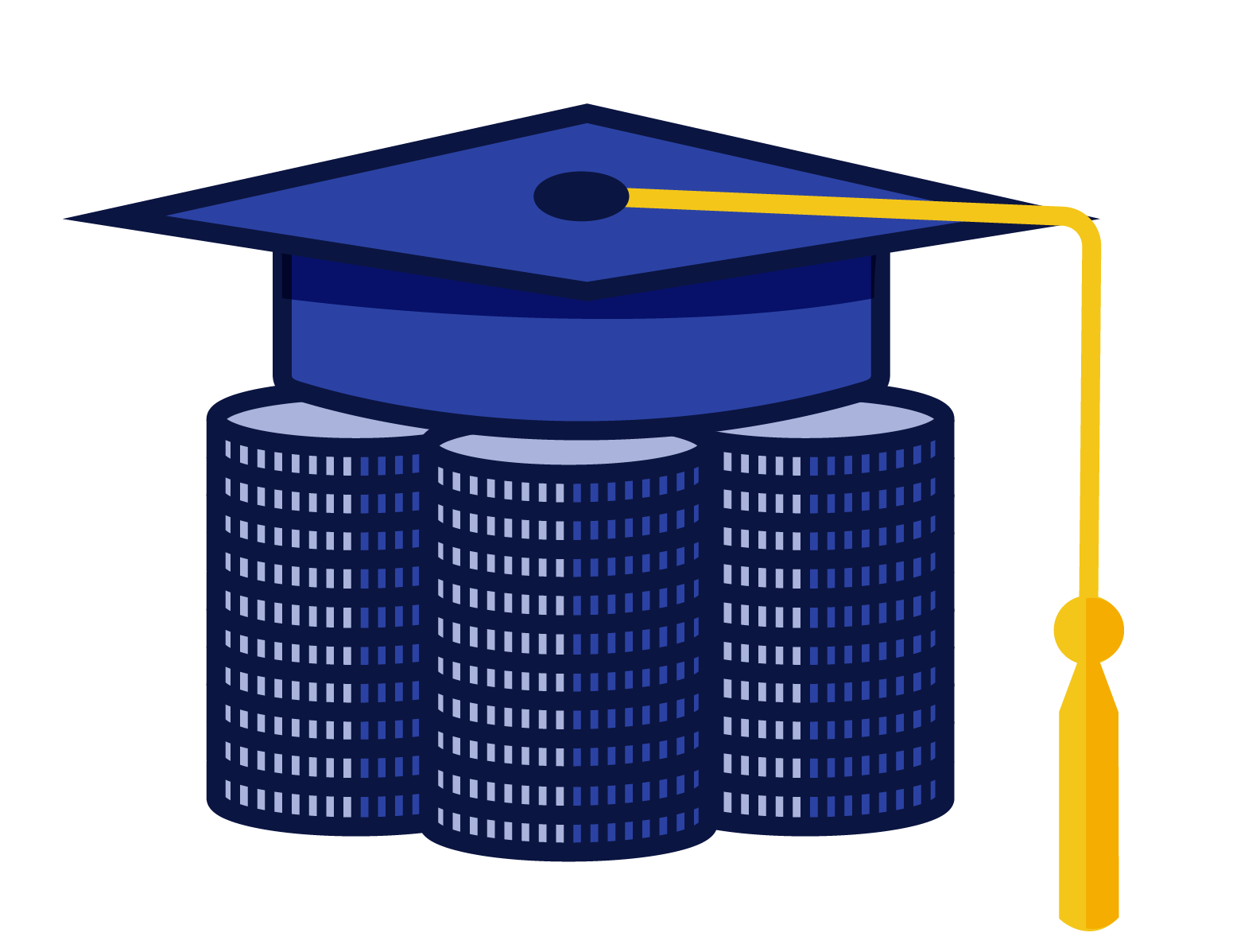 paying for college unit icon
